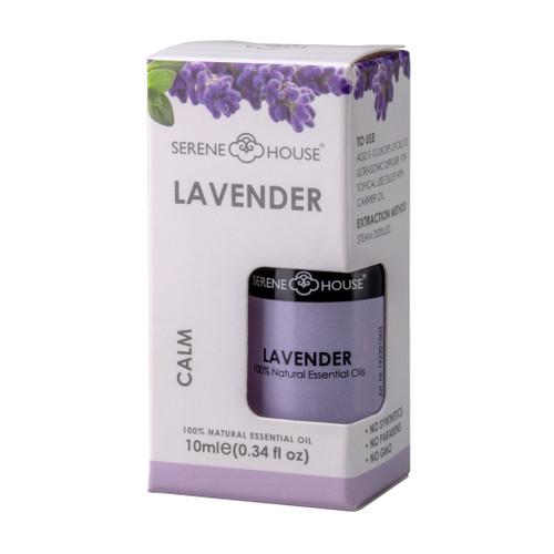 Lavender 100% Natural Pure Essential Oil 10ml