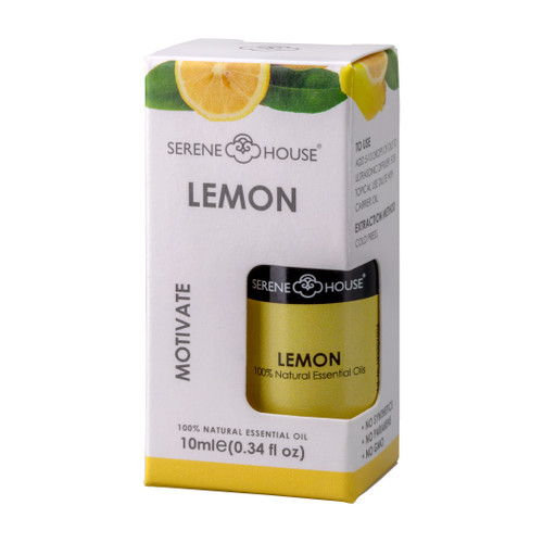 Lemon 100% Natural Pure Essential Oil 10ml