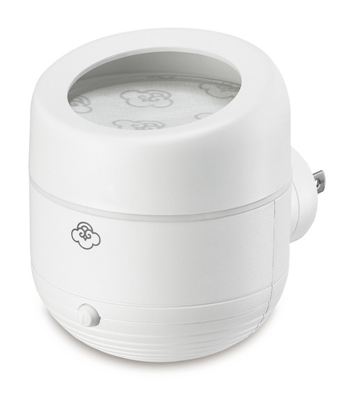 Bishop White Wall Plug Wax Warmer