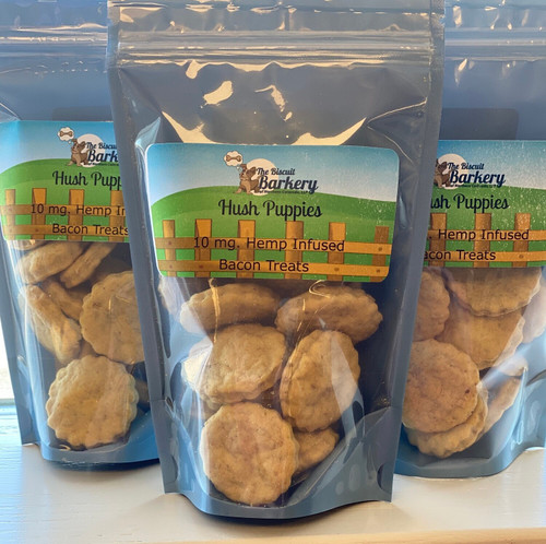 Biscuit Barkery 10mg XL Bacon treats