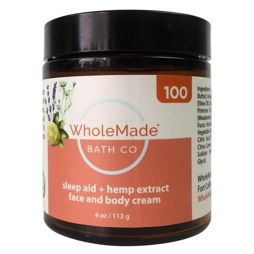 WM Hand &Body Cream Sleep Aid 100 mg