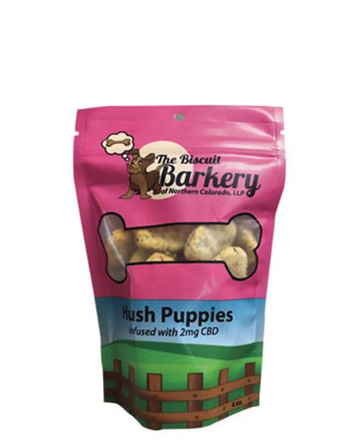 Biscuit Barkery 2mg Pumpkin treats