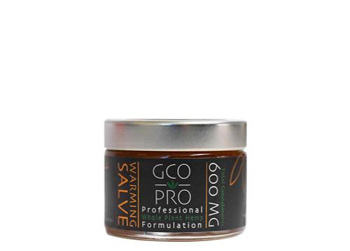 GCO Pro Warming Salve 600mg