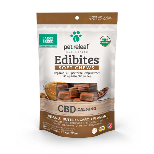 Calming Chews for Large Dogs
