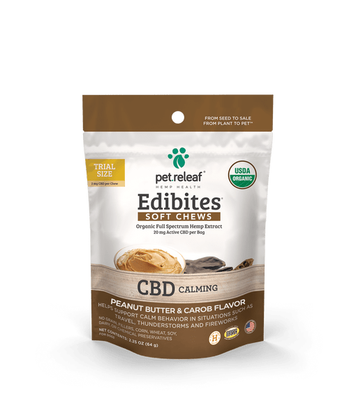 Calming Chews for Dogs – Trial Size