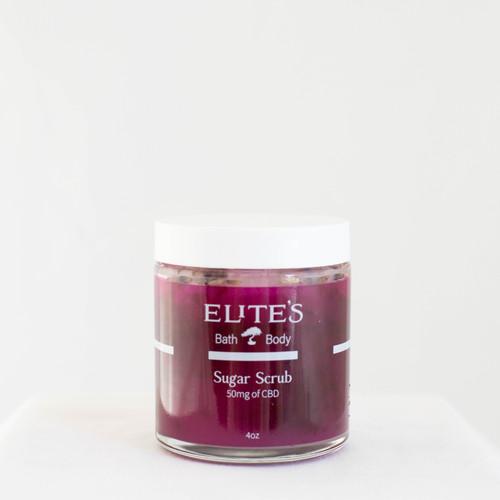 Elite Sugar Scrub 50mg