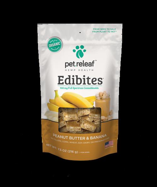 Pet.releaf Crunchy Peanut Butter & Banana