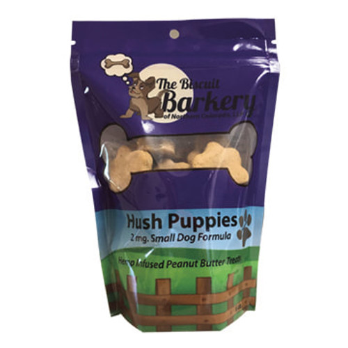 Biscuit Barkery 2mg Peanut Butter treats