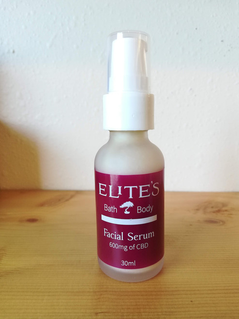 Elite Facial Serum 600mg