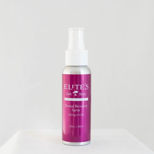 Elite Dermal Recovery Spray 250mg