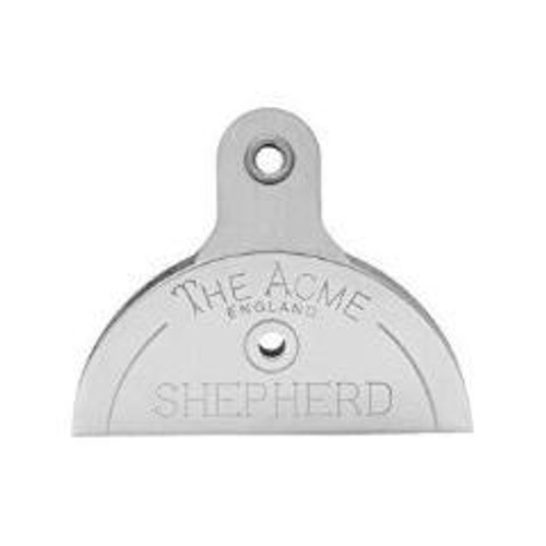 Silver Shepherd Whistle