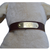 Picture of a dog wearing the Warner Cumberland leather dog collar with custom engraved brass tag.