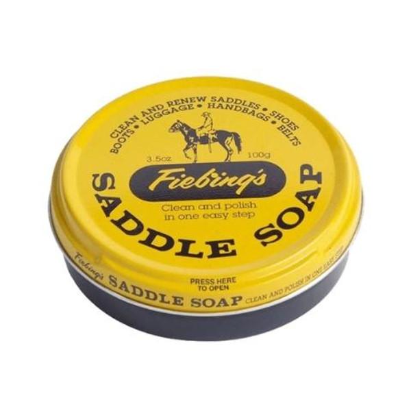 Fiebing's Saddle Soap (3.5oz tin)