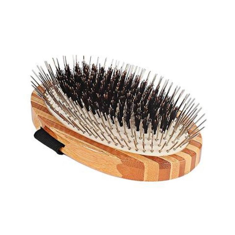 Paddle style brush, by Bass Brushes