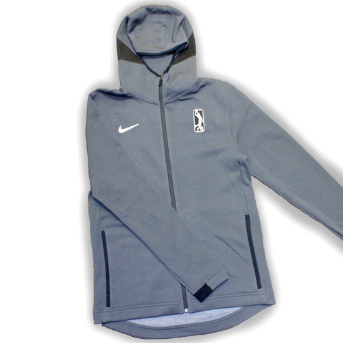 Nike Showtime FZ Hoodie G League Anthracite