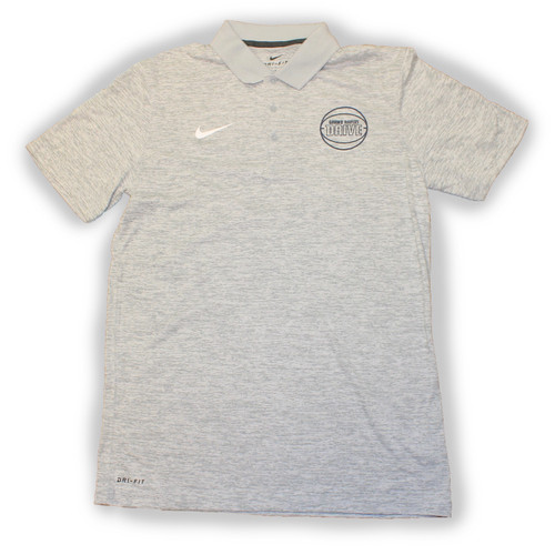 Nike Dry Polo Wolf Gray