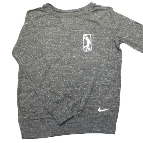 Nike Women's Gym Vintage Crew Black