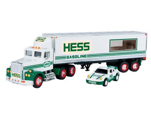 Holiday Toys - Hess Toy Truck