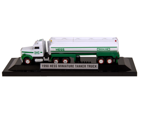 2000 HESS Truck Miniature Truck 2000 Collection FIRST Truck New