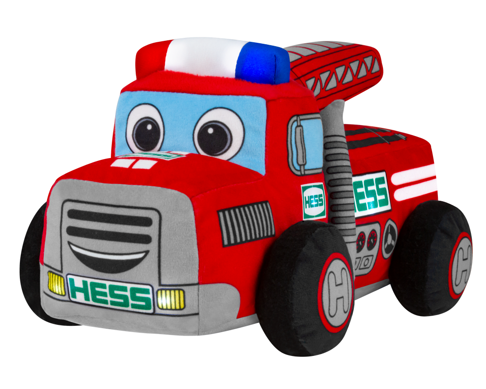 Hess Announces First Ever Plush Toy Truck Hess Toy Truck