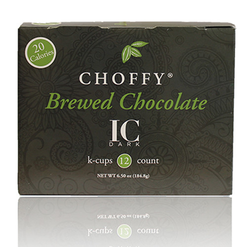 IC Dark  K.Cups 12 Ct Light Chocolaty & Earthy