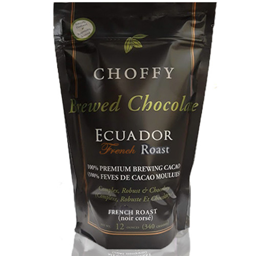 Ecuador French Roast - 12oz Complex, Robust & Coffee-Like