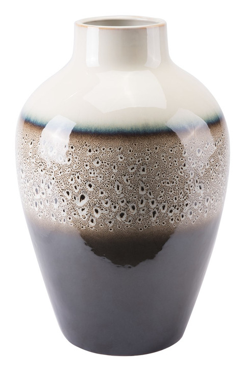 Dripped Md Vase Multicolor, 16493