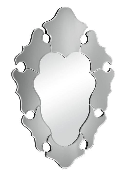 Brahma Mirror, Gray Wood