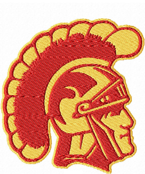 University of Southern California USC Trojans Sports Team Embroidery Designs Download