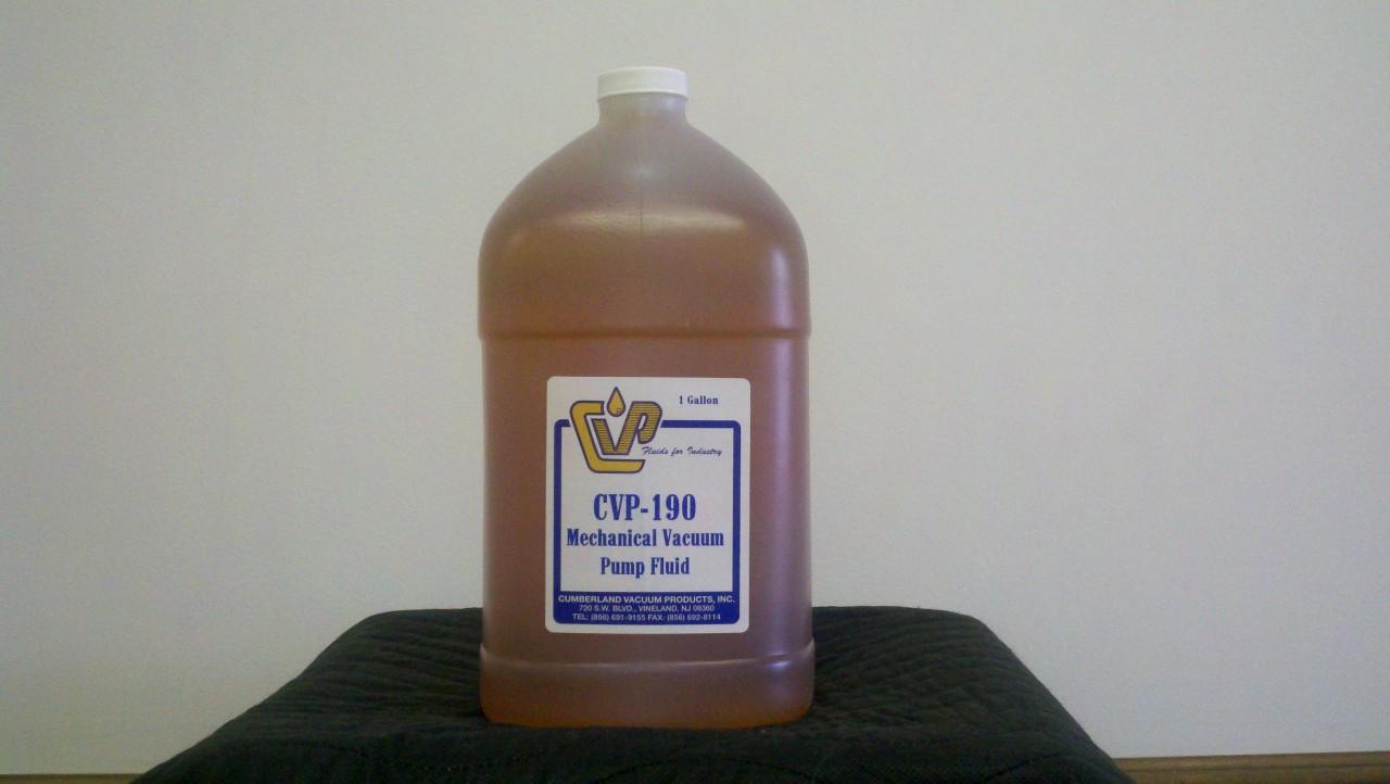 CVP-159 Mechanical Vacuum Pump 5 Gallon Pail