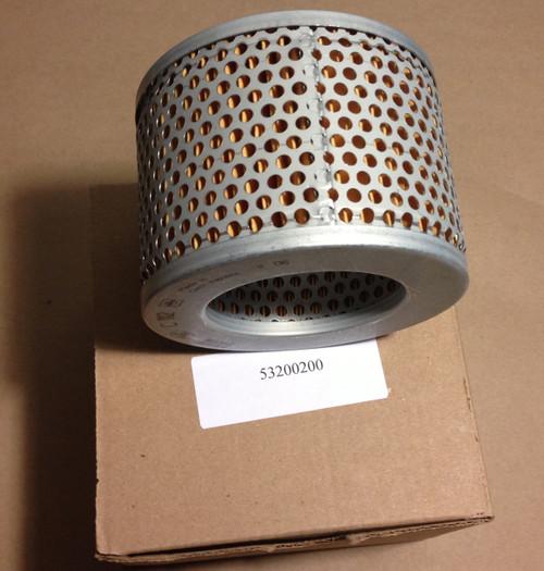 Busch 53200200 Filter,Inlet,0025-0063
