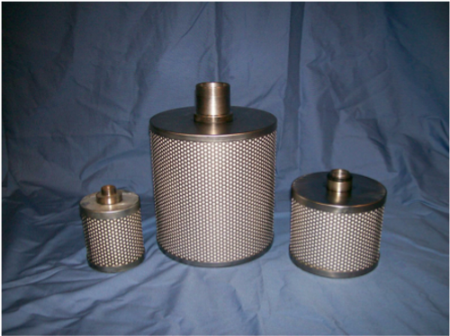Disposable Exhaust Filter for Welch 1397