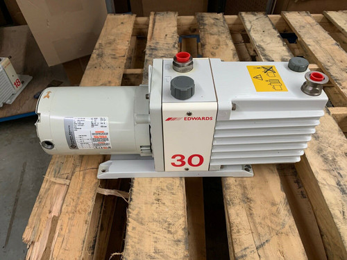 Edwards E2M30 Vacuum Pump-Reconditioned