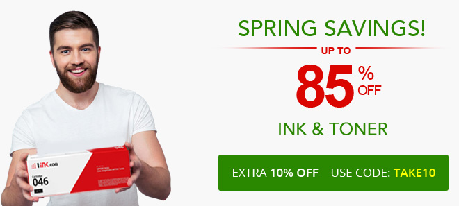 Spring sale 10% off coupon plus free shipping offer