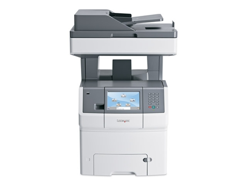 Lexmark X738dte printer