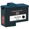 Lexmark #82 - 18L0032 Black replacement