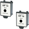 HP 14 - C5011DN Black 2-pack replacement