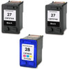 HP 27 - 28 Combo Pack replacement