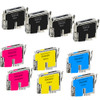 Epson T0321-T0422-T0423-T0424 10-pack replacement