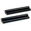 2 Pack - ribbon roll refills for Sharp UX-5CR