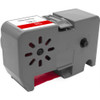 Pitney-Bowes 767-1 fluorescent red ink cartridge