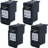 Canon PG-240 - CL-241 4-Pack replacement