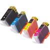 BCI-6 Black-Color 4-pack