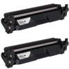 Twin pack, HP 30A Toner Cartridge, Black (CF230A)