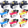 Brother LC3029 Ink Cartridge, Super High-Yield, 9-Pack