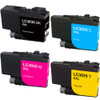 Brother LC3035 Ink Cartridge, Ultra High Yield, 4-Pack