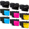 Brother LC3039 Ink Cartridge, Ultra High-Yield, 9-Pack