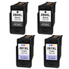 Canon Ink 260 and 261 - 4 Pack