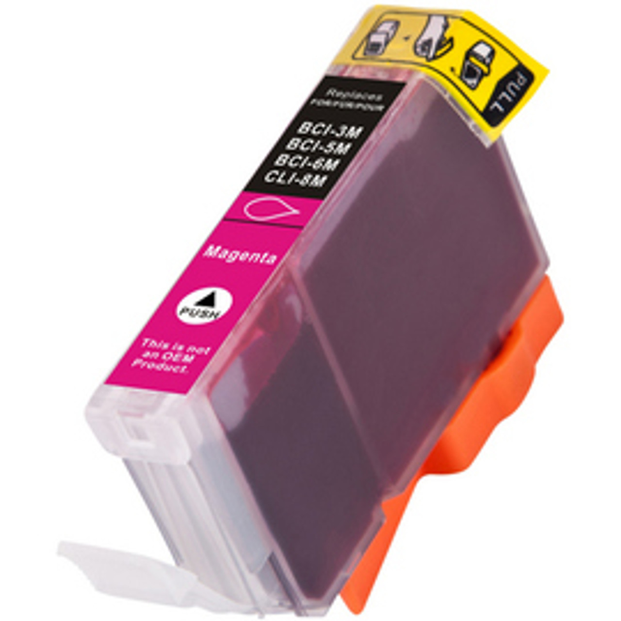 Magenta,1 Pack 0622B002 SuppliesOutlet Compatible Ink Cartridge Replacement for Canon CLI-8M CLI-8M