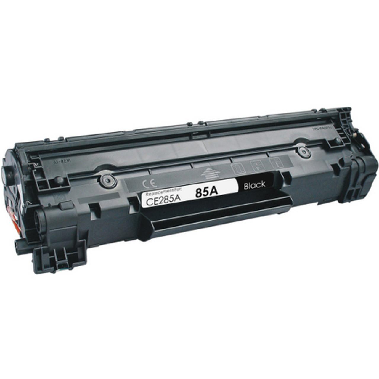 2 Pack Genuine HP CE285A 85A Black Toner Cartridge OEM